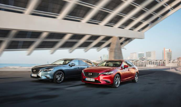 2017 Mazda6 updates to be introduced this fall