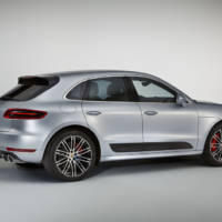 Porsche Macan Turbo receives Performance Package