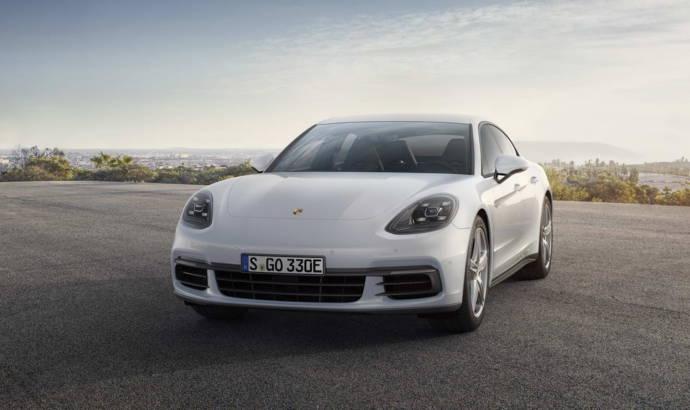 Porsche Panamera Hybrid technology detailed