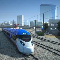 US railway system to have new trains with speeds of up to 186 mph