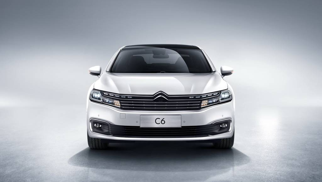 2016 Citroen C6 priced in China