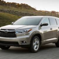 2016 Toyota Highlander recalled in the US