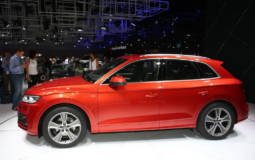 2017 Audi Q5 - Official pictures and details