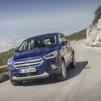 2017 Ford Kuga gets detailed