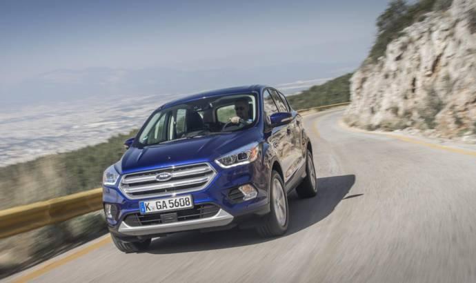 2017 Ford Kuga gets detailed