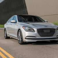 2017 Genesis G80 awarded five star rating by NHTSA