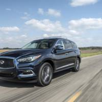 2017 Infinit QX70 US pricing announced
