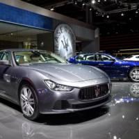 2017 Maserati Ghibli changes announced