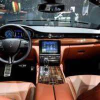 2017 Maserati Quattroporte facelift detailed