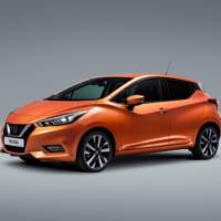 2017 Nissan Micra unveiled in Paris Motor Show