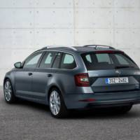 2017 Skoda Octavia introduced with revised front-end