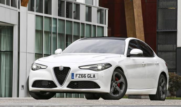 Alfa Romeo Giulia order books opened in UK