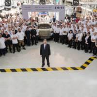 Aston Martin DB11 enters production at Gaydon
