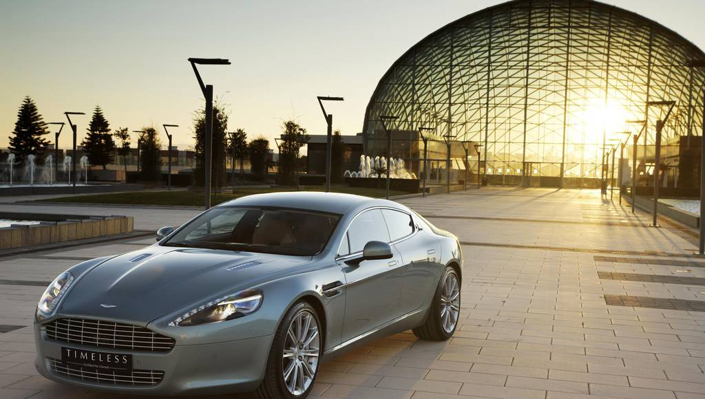 Aston Martin Timeless offers you pre-owned supercars