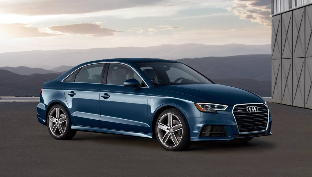 Audi A3 Sedan receives new 2.0 TFSI engine in US
