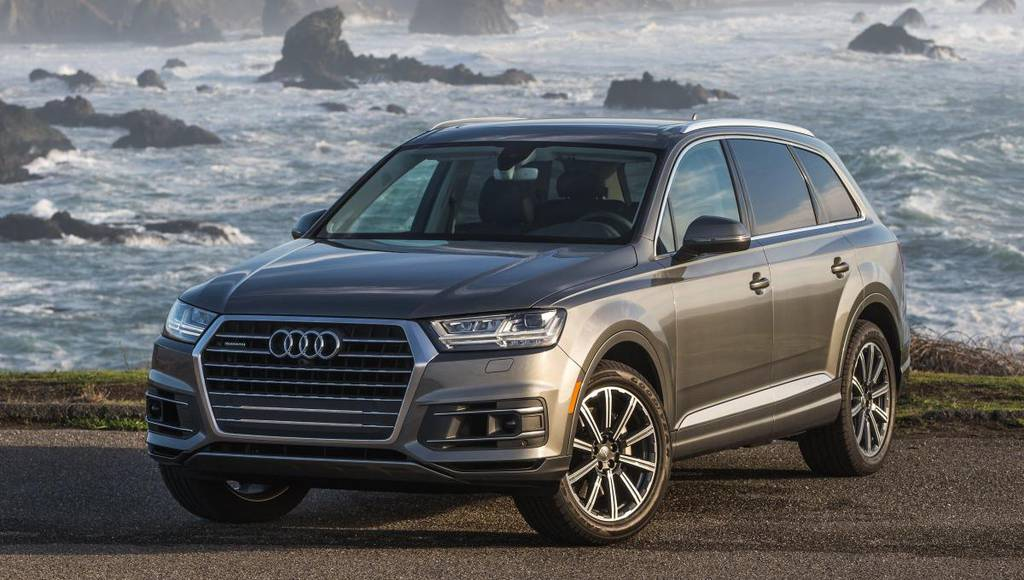 Audi Q7 receives new 2.0 TFSI engine in US