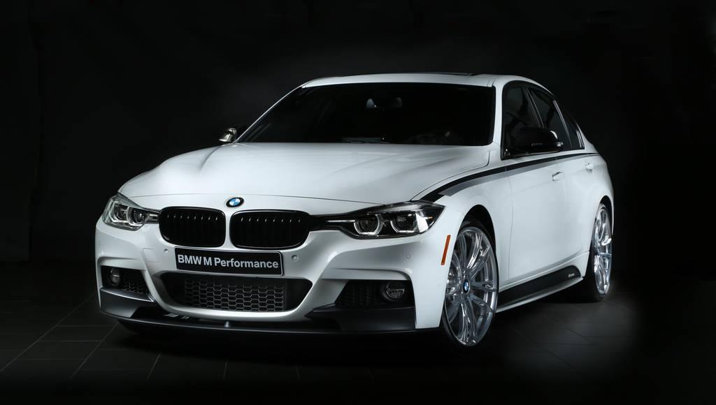 BMW M performance line announced for 2016 SEMA