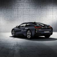 BMW i8 Protonic Dark Silver Edition introduced