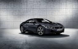 BMW i8 Protonic Dark Silver Edition introduced