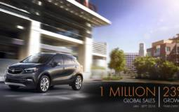 Buick reaches one million units delivered in 2016