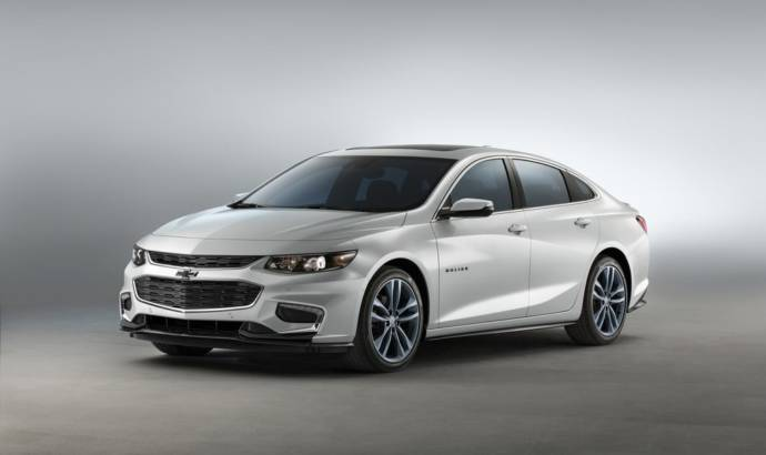 Chevrolet Malibu Blue Line announced for SEMA