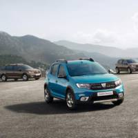 Dacia updates Logan, Sandero and Logan MCV