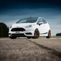 Ford Fiesta ST modified by Mountune