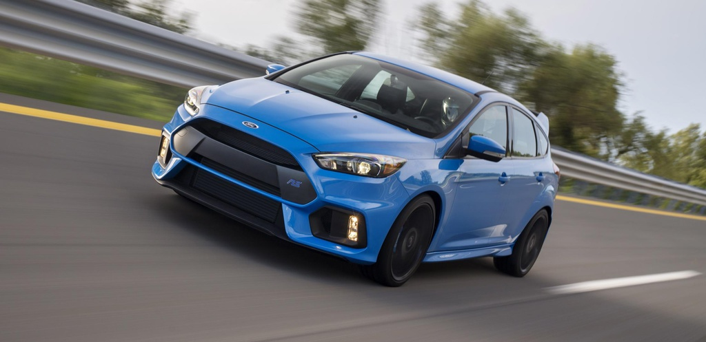 Ford Performance will sell 200.000 cars in 2017