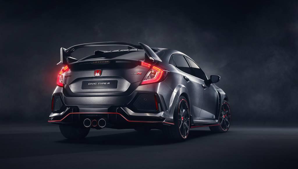 Honda Civic Type R Concept unveiled