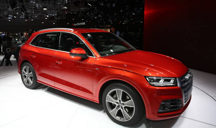 How it's made - The 2017 Audi Q5