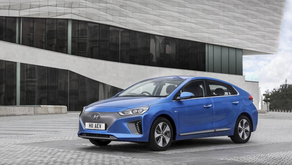 Hyundai Ioniq Electric pricing announced in UK