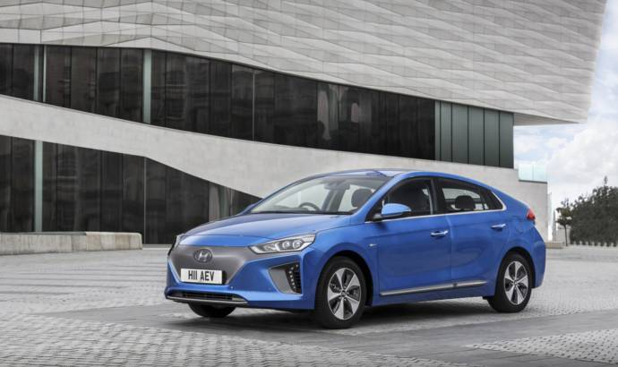 Hyundai Ioniq Electric pricing announced in UK