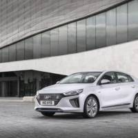 Hyundai Ioniq Hybrid UK pricing announced