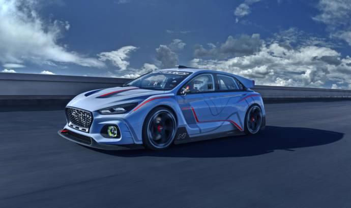 Hyundai RN30 Concept is a real mean machine