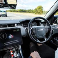 Jaguar and Land Rover announce new autonomous technology