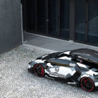 Jon Olsson has a new baby. A 800 HP supercharged Huracan