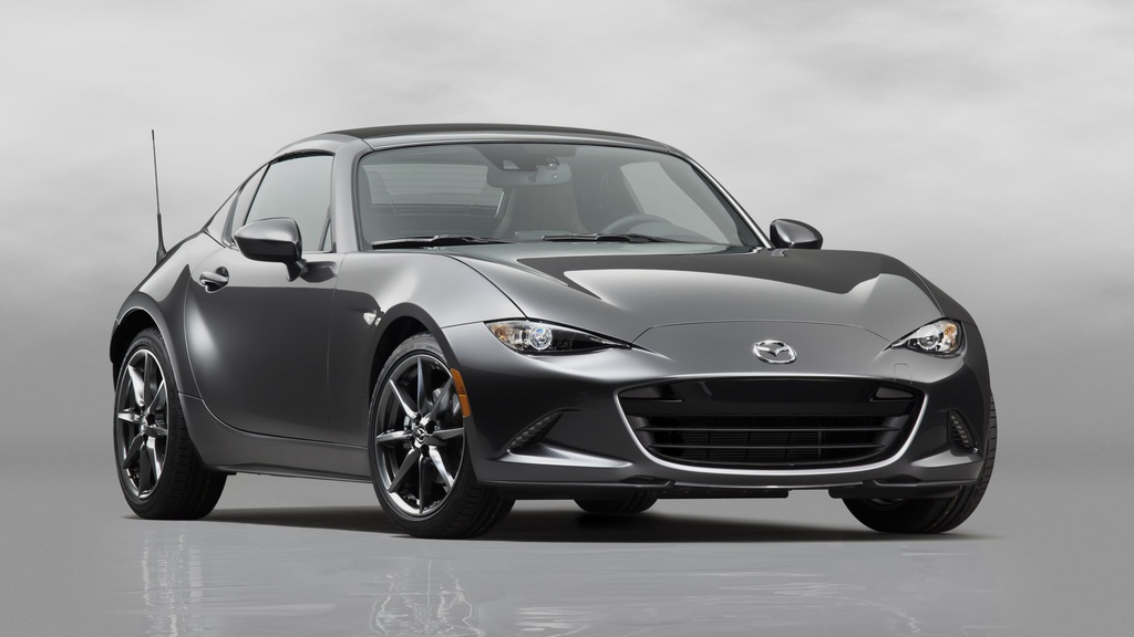Mazda MX-5 RF Launch Edition already sold-out