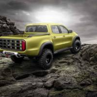 Mercedes-Benz X-Class Pickup Concept - Official pictures and details