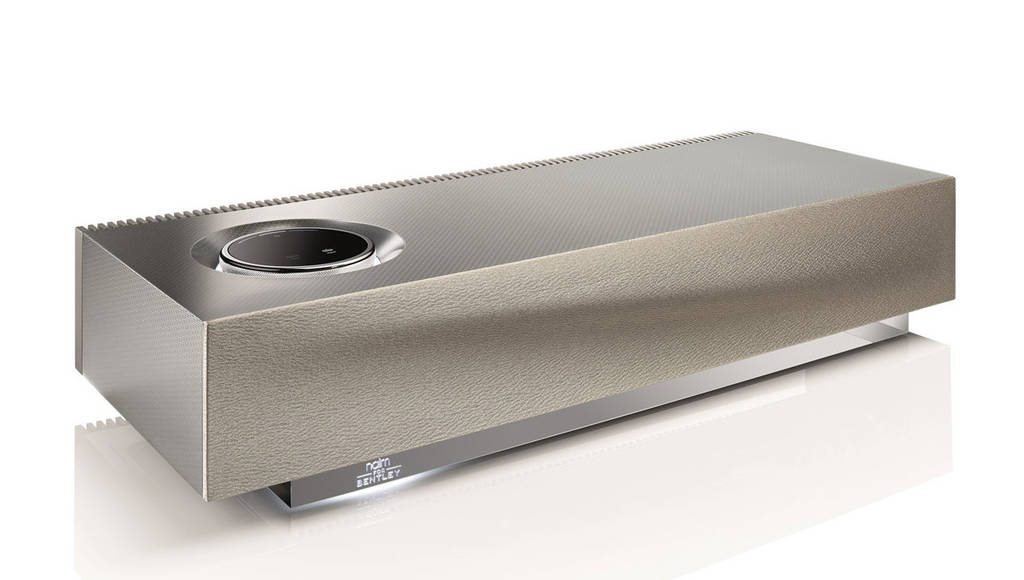 Naim by Bentley speakers are a fantastic experience