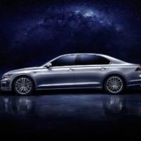 New Volkswagen Phideon will debut this week