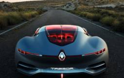 Renault Trezor Concept detailed