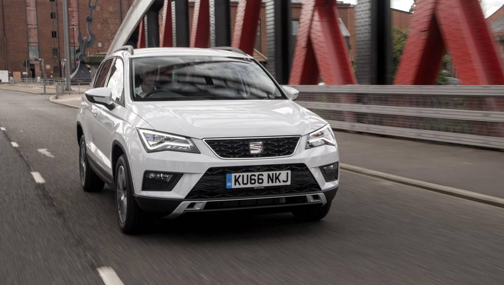 Seat offers Ateca for 96 hours test drive
