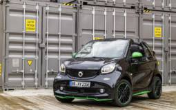 Smart Fortwo Electric launched