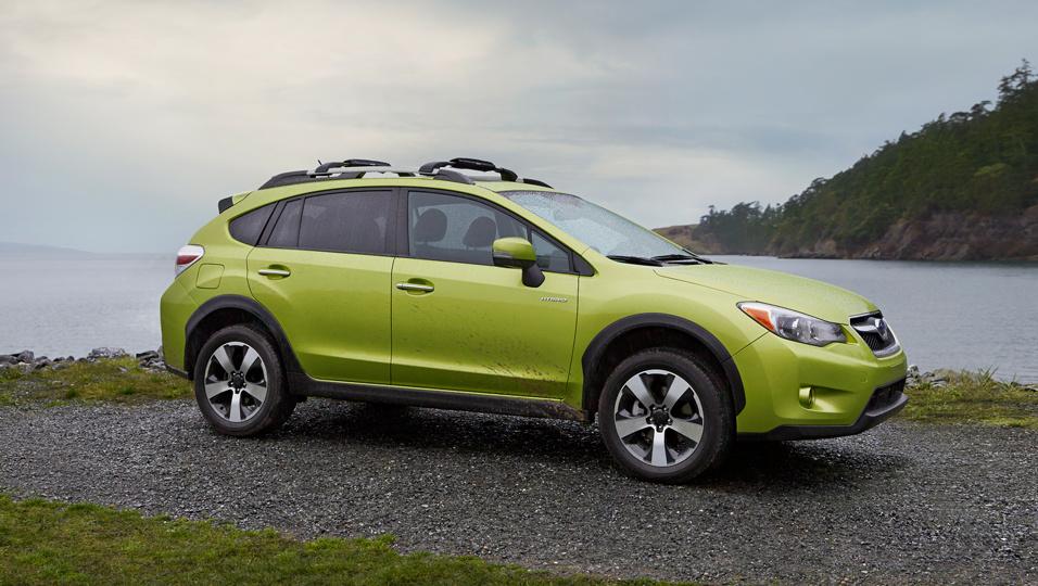 Subaru Crosstrek Hybrid discontinued in US