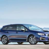 Subaru Levorg awarded five-star by EuroNCAP