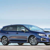 Subaru Levorg awarded five-star by EuroNCAP