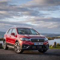 Suzuki S-Cross facelift gets detailed