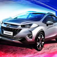 This is the new Honda WR-V, the Juke-minator