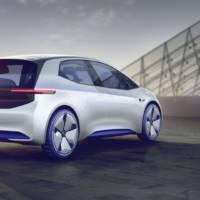 Volkswagen ID Concept unveiled in Paris