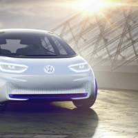 Volkswagen ID Concept unveiled in Paris